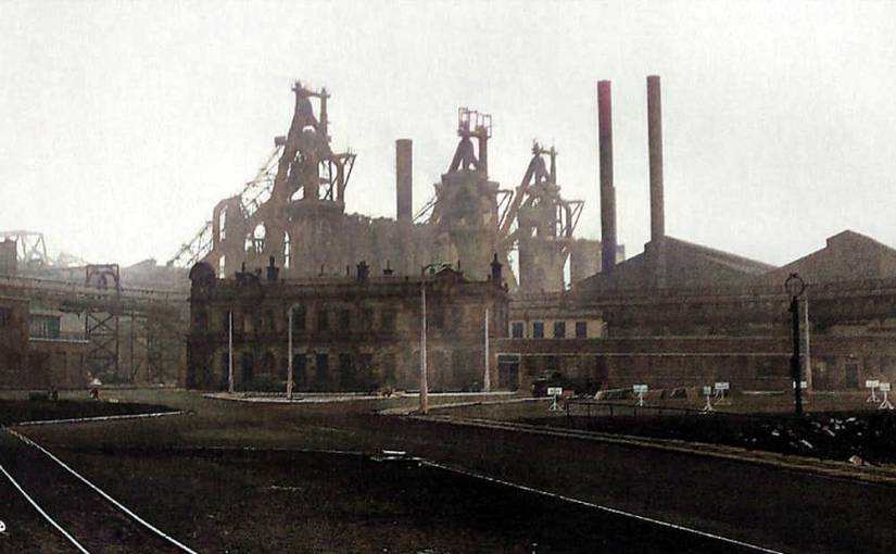 Steelworks stories: the blog